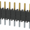 Rectangular Connectors - Board Spacers, Stackers (Board to Board)