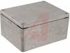 Enclosure; Aluminum Alloy; 4.53 X 3.54 X 2.17 in.; Natural -- 70148287