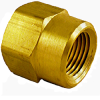 Garden Hose Solid Fitting 3/4 FGH x 1/2 FPT- -- VM-140028