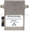 0 to 31.75 dB Programmable TTL Controlled Step Attenuator with a 0.25 dB Step SMA Female to SMA Female from 30 MHz to 3 GHz -- FMAT5004 -Image