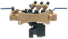 Backflow Preventer,Size 1 In,Bronze -- 6AVY0