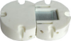 Drop Flap Hinge, Nylon -- 286242