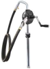 Rotary Fuel Pump,w/Hose,16 to 55 Gal. -- 14U106