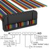 Rectangular Cable Assemblies -- A1BXB-2636M-ND -Image