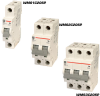 Dual Rated Circuit Breaker Protection -- WMS Series Supplementary Protectors