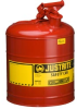 JUSTRITE Type I Safety Cans -- 4668500