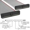 Rectangular Cable Assemblies -- A3CCB-4018G-ND -Image