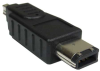 IEEE-1394 FireWire(r) 6-pin Male to 4-pin Male Adapter -- FW17-01