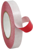 3.5mil Bright Red Polyester Double Coated Tape -- DCPET 3544 -Image