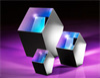 15mm Penta Prism, VIS 0° Coating -- NT48-597