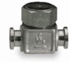 Thermo-Dynamic steam trap for clean applications, 1/2