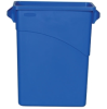 Rubbermaid Slim Jim Containers Recycling System -- 7052