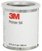 3M 94 Tape Primer Light Yellow 1 qt Can -- 94 QUART -Image