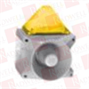 PFANNENBERG 23372153055 ( 15 JOULES FLASHING STROBE BEACON WITH 80 TONE, 4-STAGE SOUNDER, 120 DB (A), 90 - 135 VAC, GREY HOUSING, YELLOW LENS ) -- View Larger Image