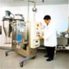 CDT 0.02 Portable Glass Fluid Bed