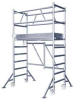 Scaffold,Portable,440Lb,9 3/4Ft -- 4HWZ9