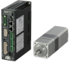 AlphaStep Closed Loop Stepper Motor and Driver with Built-in Controller (Stored Data) -- AR46MAD-PS25-3