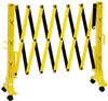 XpanDit Expandable Barricade Yellow and Black 16.5