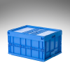 165 Litre Folding Crate -- 3200-01 - Image