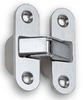 Medium White Poly Concealed Hinge -- 658011