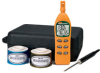 Hygro-Thermometer Psychrometer Kit -- RH305-Image