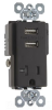 Combination Switch/Receptacle -- TR5361USB -- View Larger Image