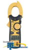 Ideal Clamp-Pro Clamp Meters 600 Amp -- 61-744