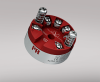 2-wire Transmitter with HART® Protocol -- 5335A