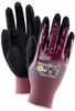 G-Tek MaxiDry 3/4 Dipped Nitrile Coated Gloves X-Large Coated/High-Grip Glove, Coating - Nitrile Liner - Knit, Foam Nitrile Coating Work & Safety Gl -- GLV923