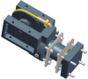 Cable Cylinders Counter Balance -- 1203-0007 - Image