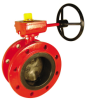 Butterfly Valves for Fire Protection Applications