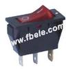 Single-pole Rocker Switch -- IRS-101-2C ON-OFF - Image