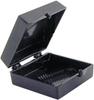 Hinged Conductive Plastic Box -- 660-115