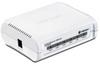 TRENDnet TU2NU4 4-Port Network USB Hub - 4x USB 2.0 Ports, L -- TU2NU4
