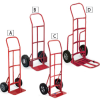 MILWAUKEE Steel Hand Trucks with Continuous Handle -- 7129300
