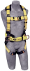Delta II Construction Harness w/ Quick-Connect Buckles -- CAPSAF-111057