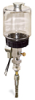 """(Formerly B1743-5X-.25SS-120/60), Electro Chain Lubricator, 1 pt Polycarbonate Reservoir, 1/4"""" Round Brush Stainless Steel, 120V/60Hz -- B1743-016B1SR11206W -- View Larger Image"""