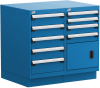 Stationary Compact Cabinet with Partitions -- L3AEG-3001C -Image
