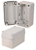 5x3x3 Inch Miniature Industrial Enclosure with Corner Screws -- NBV533 -- View Larger Image