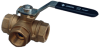 3-Way Brass Valve -- MP-3W Series - Image