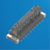 Board and Wire Connectors, 1.0 mm (0.039 in.), BTFW Series, Gender=Plug -- BTFW10P-3SBTAE1LF - Image