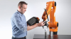 Wireless Pilot Robotic End Effector -- KUKA ready2_pilot SmartPad