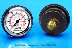 Anver pressure gauges