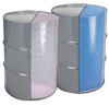 55-Gallon Anti Static Round Bottom Drum Liner -- LIN441
