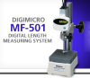Compact Digital Micrometer -- MF-501 Digimicro