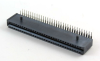 Power Edge Card Right Angle Solder Type Connector -- 83808-F41P64 -Image