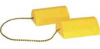 LPA-Y10R Large Yellow Polygon Chock -- 1544 110 121