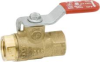 "MINI BALL VALVE 1/4"" FIP X 1/4"" FIP -- IBI247288"