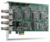 4-CH PCI ExpressR Real-time Video Capture Card for Standard Cameras -- PCIe-RTV24