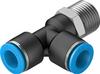 QSTL-1/2-12 Push-in T-fitting -- 153126-Image